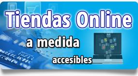 Tienda online a medida accesible